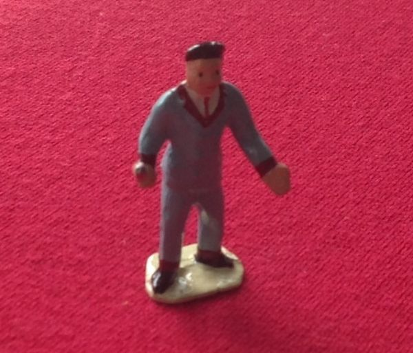 HORNBY PRE-WAR O GAUGE 4E Engine room attendant